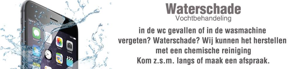 Waterschade iphone 6